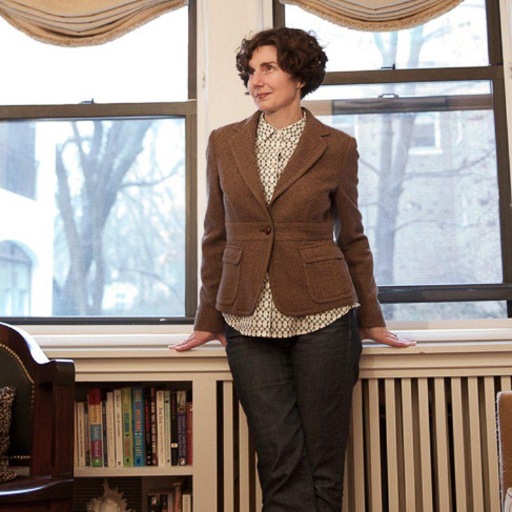 Casual Friday: Professorial Tweed