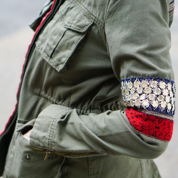 Casual Friday: An Embellished Jacket
