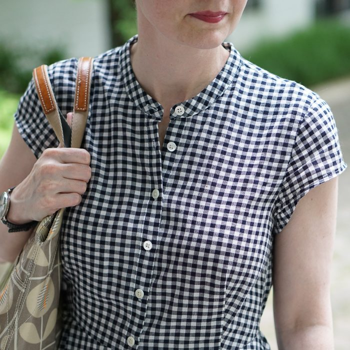 A Summer Dress, Gingham Style