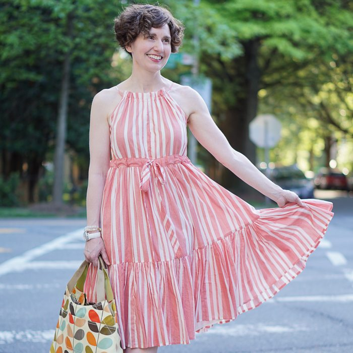 The Watermelon-Flavored Dress